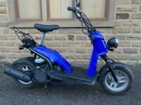 2002 JDM Honda Bite lightweight scooter, low mileage