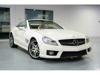 2008 Mercedes Benz SL 65 AMG 6.0 V12 - Facelift - White - Left Hand Drive (LHD)