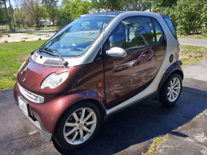 2006 Smart Fortwo Passion Hatchback