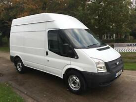 Ford Transit 2.2TDCi, T350, Mwb, High Roof Van, 125Bhp, NO VAT