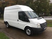 Ford Transit 2.2TDCi, T350, Mwb, High Roof Van, 125Bhp, NO VAT