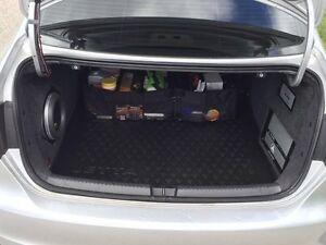 VW JETTA MK6 STEALTH TRUNK SUB BOX AND AMP RACK