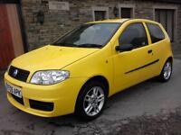 2005 Fiat Punto 1.2 16V Active Sport 3dr 3 door Hatchback