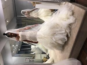 Brand new wedding dress and bridesmaids dresses  best offer