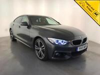 2015 BMW 435D XDRIVE GRAN COUPE M SPORT AUTO 1 OWNER SERVICE HISTORY FINANCE PX