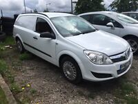 07 Vauxhall Astra 1.7 Cdti great van in immaculate condition ready to work!!