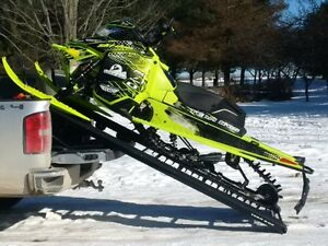 Easy Load snowmobile ramps & Lifts MADE IN CANADA