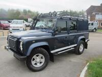 Land Rover 110 Defender 2.4TDi XS