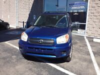 2004 Toyota RAV4 SUV, Crossover No Accident, Certified&E-tested