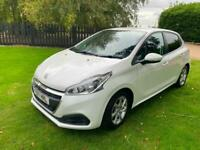 2017 White Peugeot 208 1.6 BlueHDi Active - FREE 6 MONTH WARRANTY
