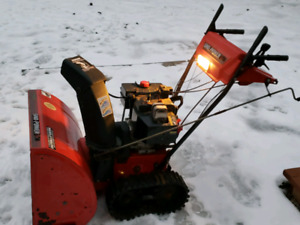 Snows coming  . Snowblower for sale