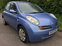 2003 Nissan Micra 1.2 16v SE 5 Door Hatchback *** ONLY 39K MILES ****
