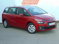 2016 CITROEN GRAND C4 PICASSO 1.6 BlueHDi 100 Touch Edition 5dr