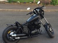 Chopper, Harly Davidson lookalike, bobber