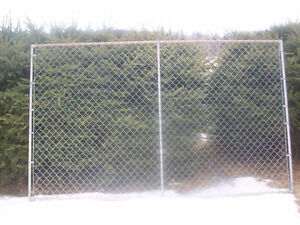 10 ft x 6 ft fence panel
