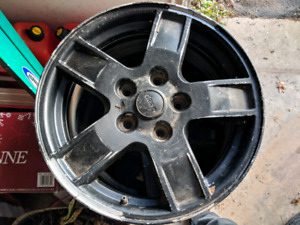 Jeep alloy rims