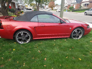 Selling a 1999 mustang GT