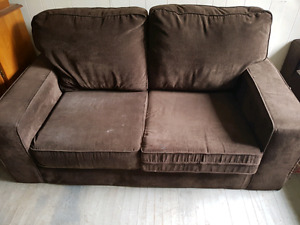 Couch Set and Entertainment Units