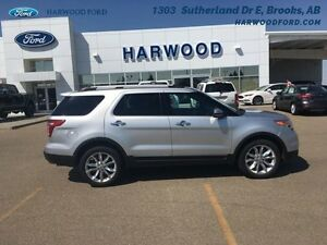 2013 Ford Explorer Limited  - NAVIGATION - TWIN ROOFS - SYNC - $