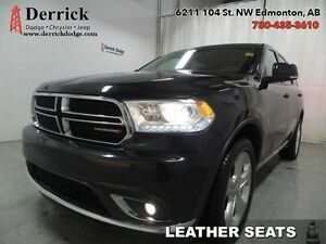 2015 Dodge Durango Used AWD Limited Sunroof Bluetooth $270 B/W