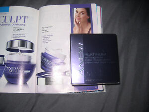 Avon Anew Platinum Eye & Lip Cream & Serum Windsor Region Ontario image 1