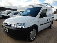 2011 61 VAUXHALL COMBO VAN 1.7 1700 CDTI SWB ONLY 4,920 MILES FROM NEW DIESEL
