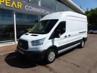Ford Transit 2.2 125ps 350 Trend L3H3 Lwb High Roof Panel Van