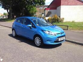 2011 Ford Fiesta 1.25 Edge 5dr