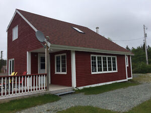 Beautiful cottage for rent, Newfoundland