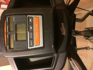 Tempo elliptical machine model 615 E