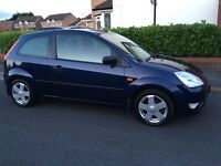 Ford Fiesta 1.3, 2003/ NewShape, Mot April 2017, Like VW Polo, Nissan Micra