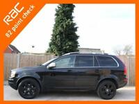 2012 Volvo XC90 2.4 D5 Turbo Diesel 200 BHP SE LUX Geartronic 6 Speed Auto AWD 4