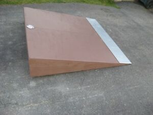 Skateboard/Bike/Scooter Ramp