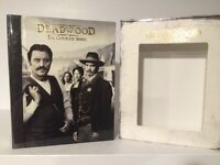 Deadwood complete series!