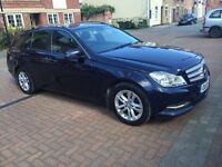 Mercedes-Benz C Class 2.1 C200 CDI SE (Executive pack) 5dr