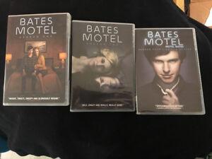 Bates motel seasons 1,2,4