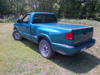 1996 Chevrolet S-10 LS Other