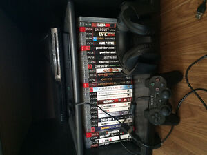 PlayStation 3 and 20+ games