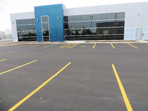 PARKING LOT LINE PAINTING AND PAVEMENT MARKINGS Cambridge Kitchener Area image 6