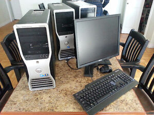 Dell Pression T3500 / 490 / Moni / kB / Monier