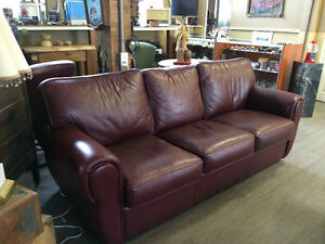 RAWHIDE - TOP GRAIN LEATHER SET...GORGEOUS!!!