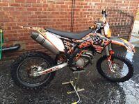 Ktm sxf 250 2010 not crf kxf yzf rmz 450