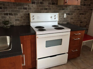 *Home appliances in clean and good condition*