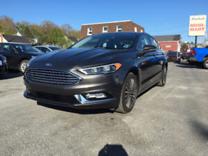 2017 Ford Fusion Limited $59 A WEEK!