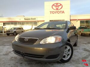 2007 Toyota Corolla SE package Automatic