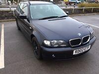 Bmw 318i petrol manual estate 2002