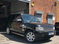2006/06 Land Rover Range Rover 3.0 Td6 auto 2006MY Vogue SE P/X SPORT DISCOVERY