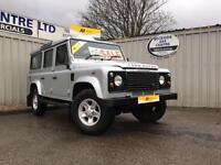 Land Rover 110 Defender 2.4TDi County 4X4 NO VAT