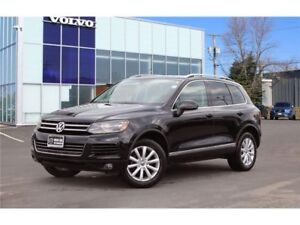2014 Volkswagen Touareg COMFORTLINE | HEATED LEATHER | NAV