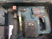 Bosch sds drill in box